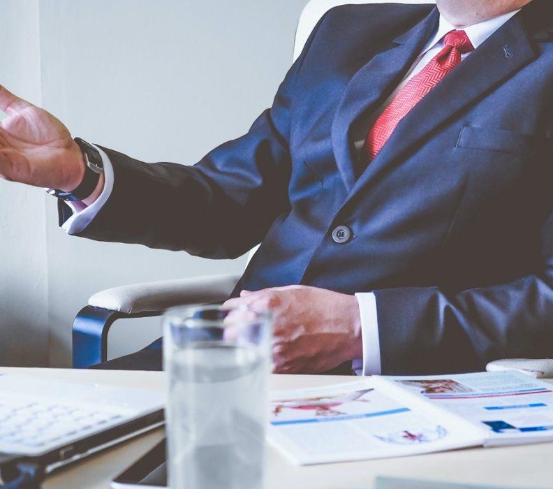 Stellenausschreibung: Unternehmensjurist (m/w/d)