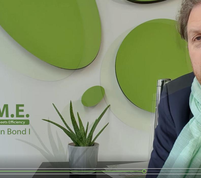 Wie Mittelständler nach der Krise von E.M.E. Bonds profitieren. (Video 0:35)