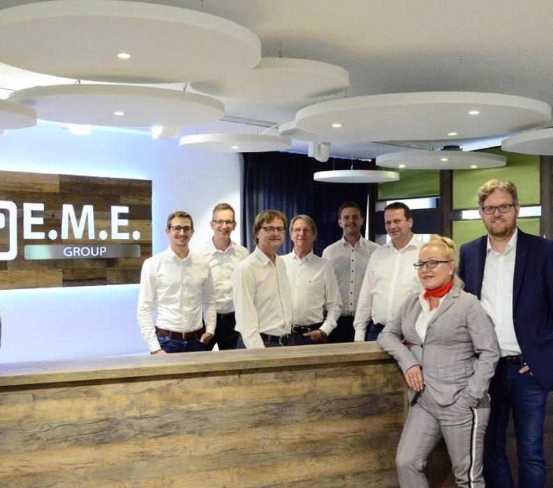 Das E.M.E. Team am Tegernsee