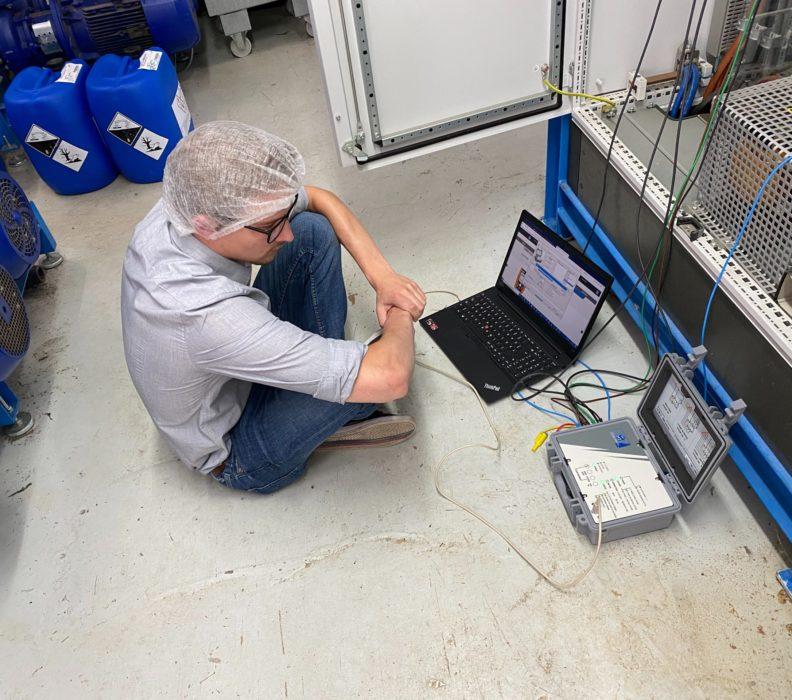 E.M.E. bei der Arbeit: Evaluierung von Energie Daten