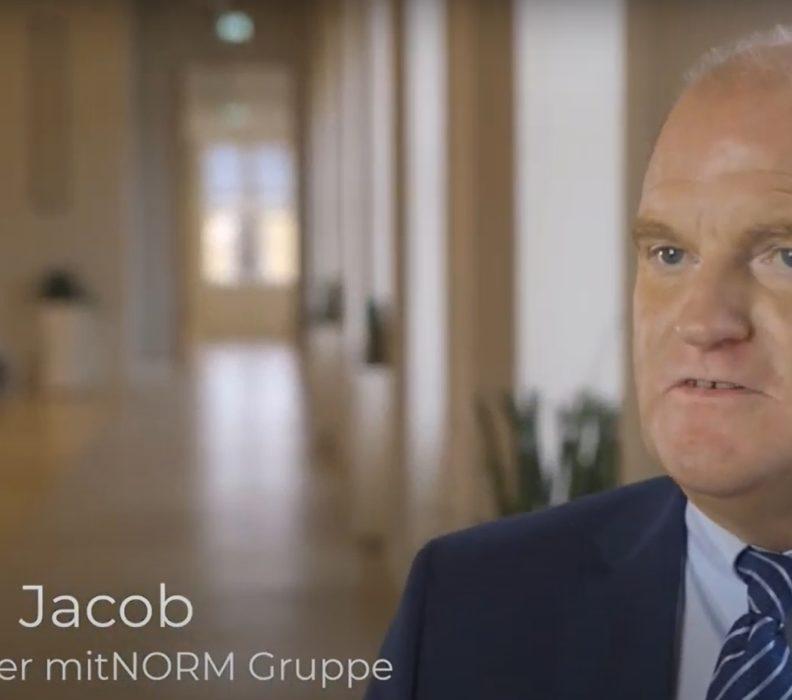 mitNORM Gruppe unterstützt den Mittelstand durch die Kooperation mit E.M.E. Group (Video 3:06)